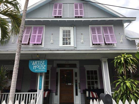 아티스트 하우스 온 플레밍 사진