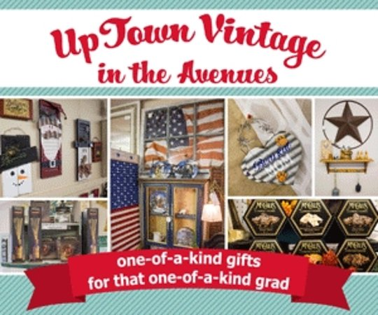 Uptown Vintage in the Avenues: A small collection of what we carry!
