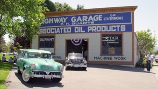 Livermore, Kaliforniya: Duarte Garage and Lincoln Highway Museum