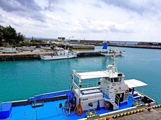 Toya Fishing Port