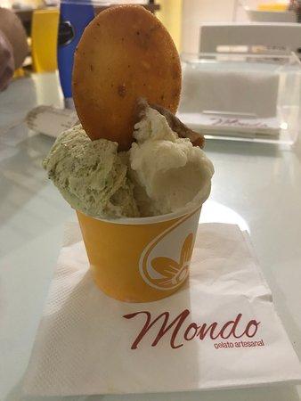 Mondo Gelato Artesanal: gelato