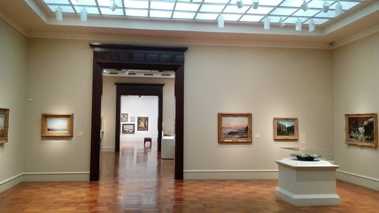 Cincinnati Art Museum: Have fun wandering the enchanting galleries