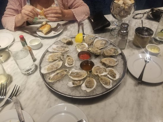 Dock's Oyster House: 20180426_185532_large.jpg