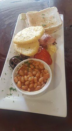 Mount Pleasant, ออสเตรเลีย: Best big breakfast and value for money!