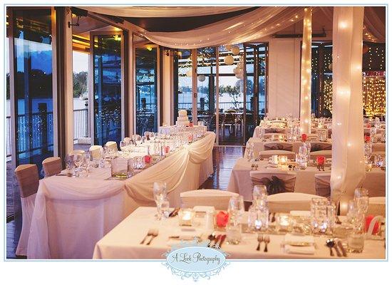 Tewantin, Australia: Top Table Wedding