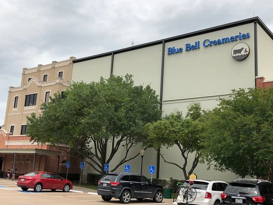 Blue Bell Creameries: Worth the stop to see ice cream being made and enjoy a scoop