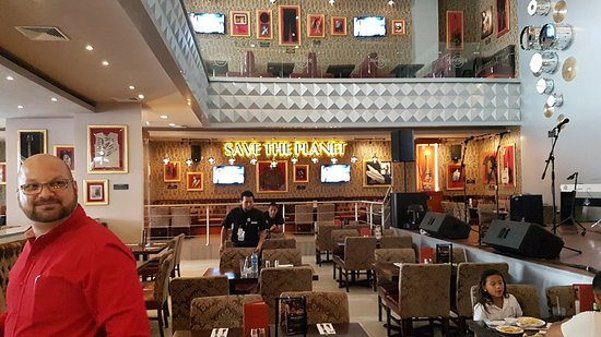 Hard Rock Cafe Managua: 20180411_144315_large.jpg