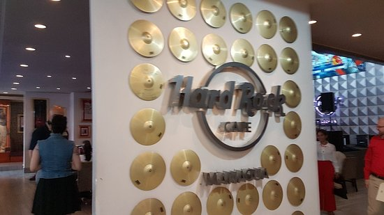 Hard Rock Cafe Managua Bild
