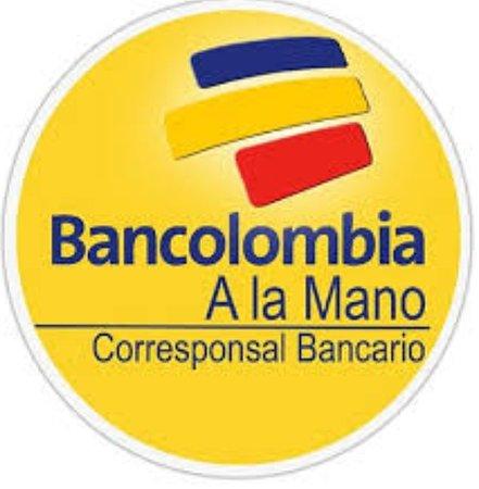 Corresponsal Bancolombia En Restaurante Mata Hambre Picture Of
