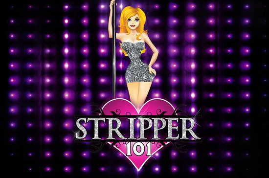 Stripper 101 en el Planet Hollywood...