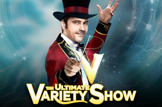 V - The Ultimate Variety Show at...