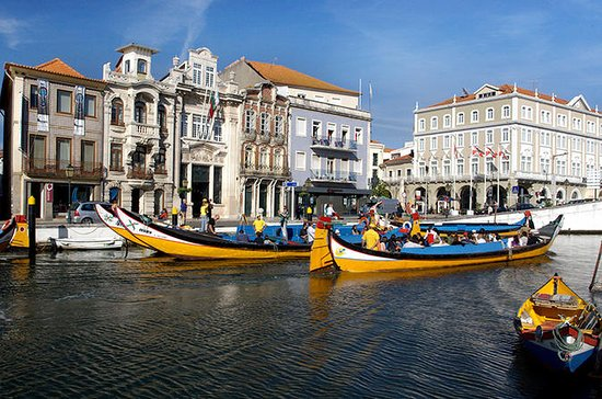 Full-Day Aveiro and Costa Nova