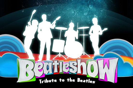 Beatleshow på Planet Hollywood Resort...