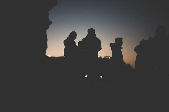 Recorrido de aventura nocturna