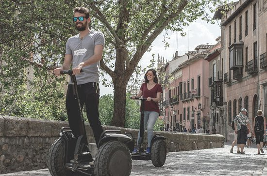 2-Hour Small-Group Segway Tour of...
