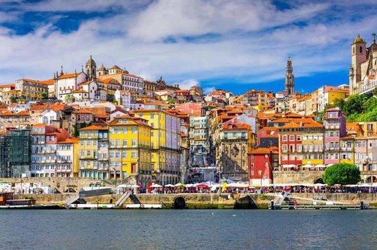 Combinado de Oporto: recorrido por la...