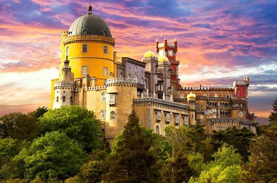 Tour privado: Sintra Cascais Estoril...