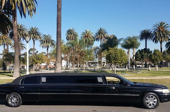 Private Hollywood Limo Tour with...