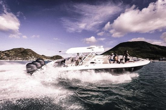 Private Full Day Boat Charter to...