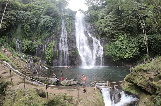 BANYUMALA WATERFALLS