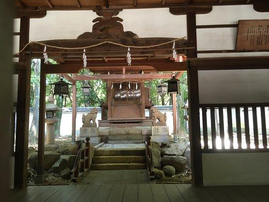 Ruins Takamiya Haiji Temple