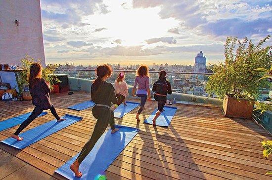 Nyc Rooftop Yoga Picture Of Nyc Rooftop Yoga New York City Tripadvisor