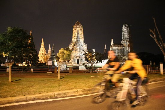 Recreational Ayutthaya Biking