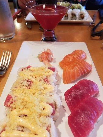 Amazing sushi and atmosphere