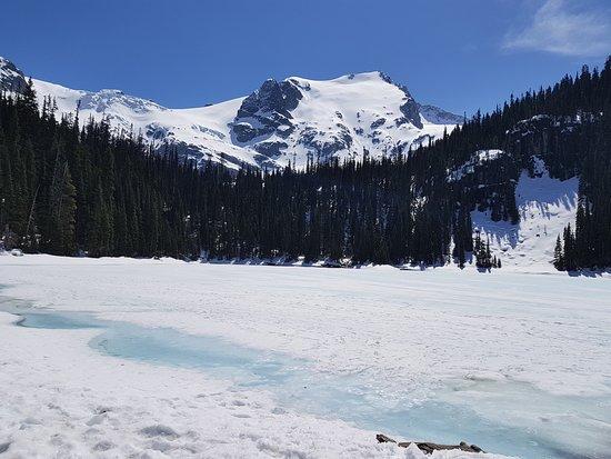 Pemberton, كندا: Middle Lake