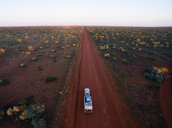 Outback Queensland照片