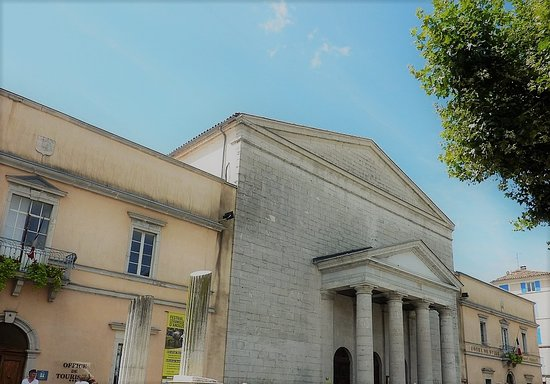 Grand Temple Protestant d'Anduze