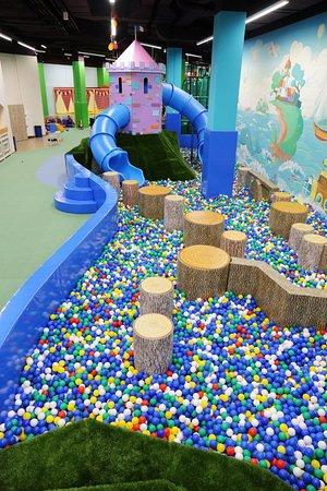 парк детства Enfance