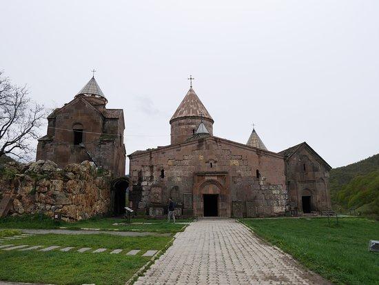 Gosh, Armenia: ゴシャヴァンク修道院