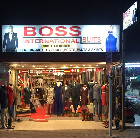 ‪Boss International Suits‬