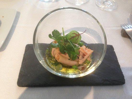 Montner, France: fine tranche de foie gras