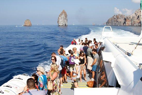 Čefalu, Italija: un momento dei nostri tour marittimi