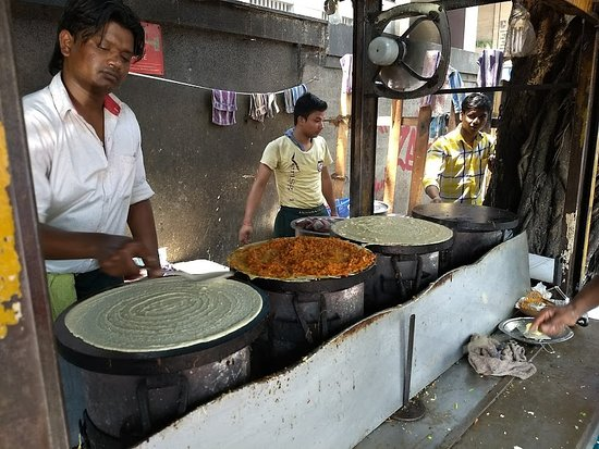 Anand Stall: Dosa Stall