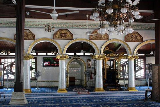 Malakka: Kampung Kling Mosque (مسجد كامڤوڠ كليڠ)