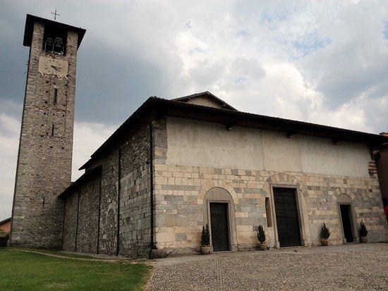 Sesto Calende, إيطاليا: Esterno 