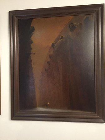 Galeria Zdzislawa Beksinskiego: mój ulubiony