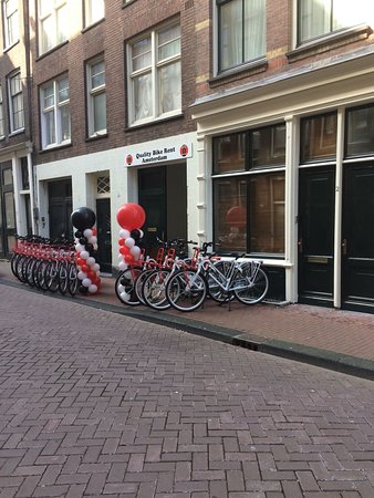 Quality Bike Rent Amsterdam