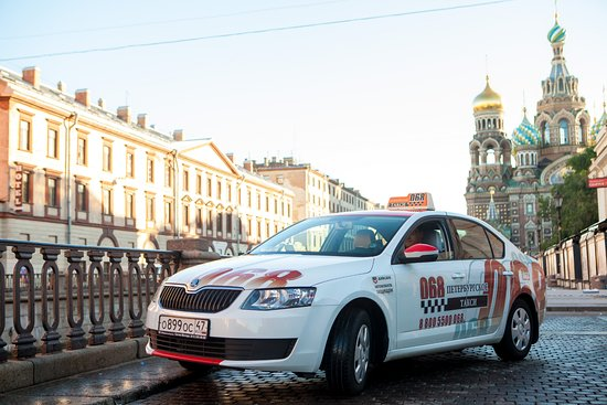 068 Petersburg Taxi