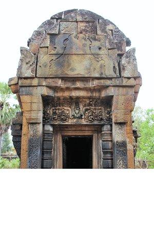 Kampong Thom, Cambodia: Eingang