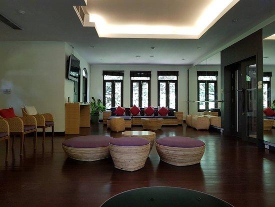 Rawi Warin Resort & Spa: ห้องรับรอง