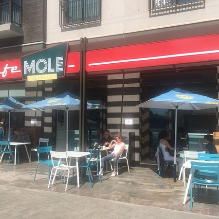 Cafe Mole