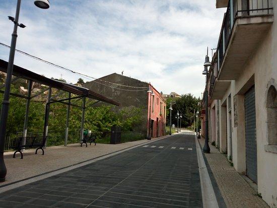 Conza della Campania, Itália: ingresso area