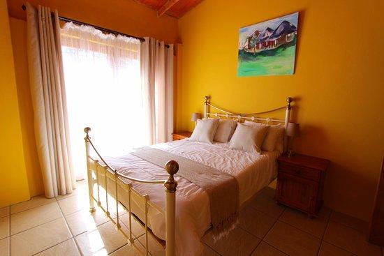 Waterberg, Sydafrika: Bedroom - Farmyard Cottage