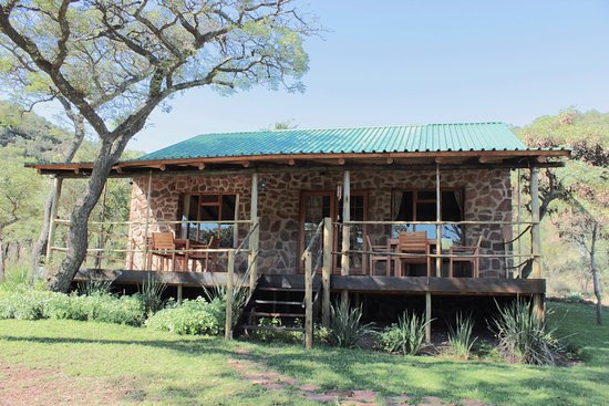 Waterberg, South Africa: The Bush Lodge - sleeps 8
