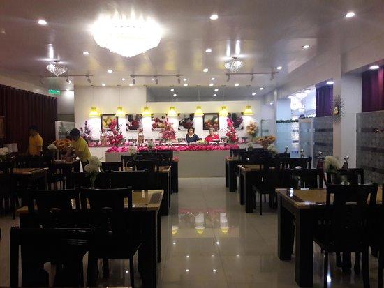 Mandaluyong, Philippines: dinner buffet
