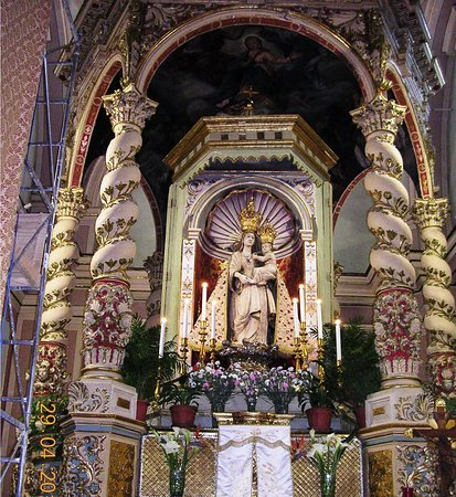 Santuario Maria SS. di Gulfi - Chiaramonte Gulfi